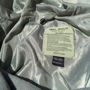 Tru-Spec H20 Proof Gen1 ECWCS Parka ACU Jacket NWT